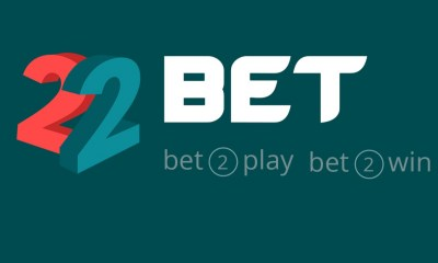 22BET Bookmaker full review